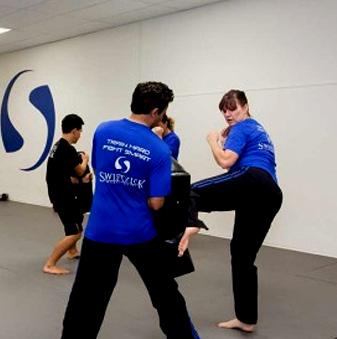 adult martial arts program