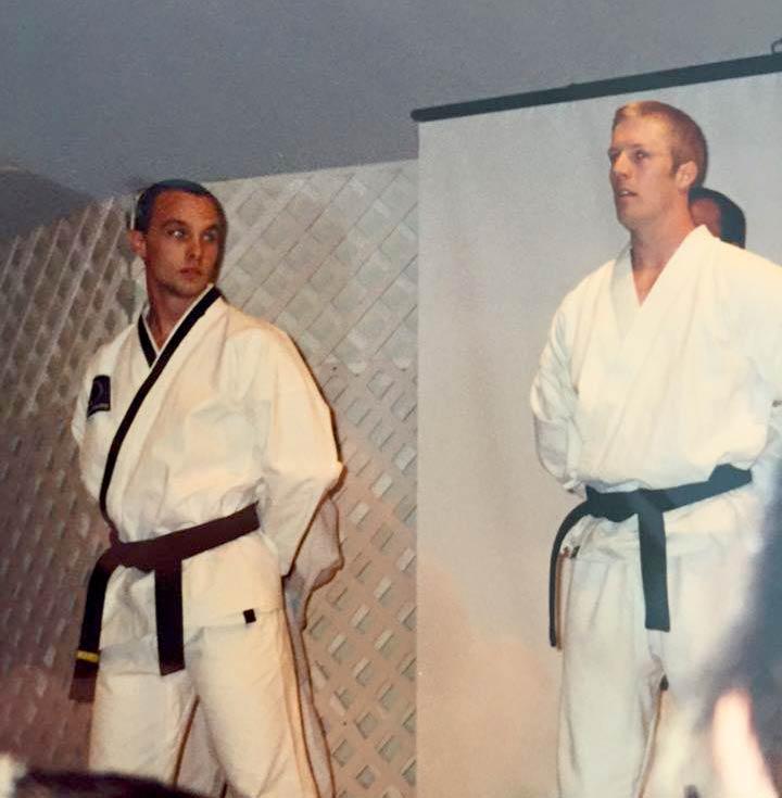Brian Cowell Black Belt, Owner Swiftkick MA