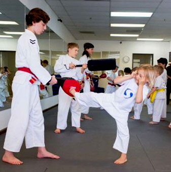 martial art san diego for kids