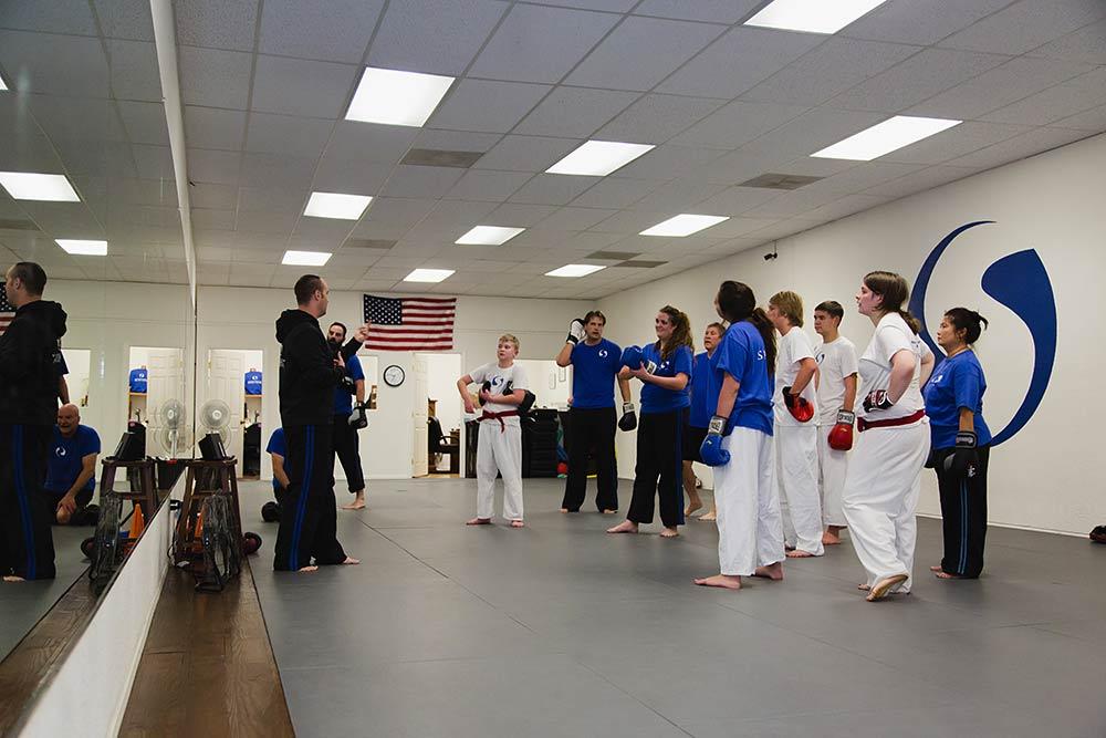 Teen martial arts program Carlsbad