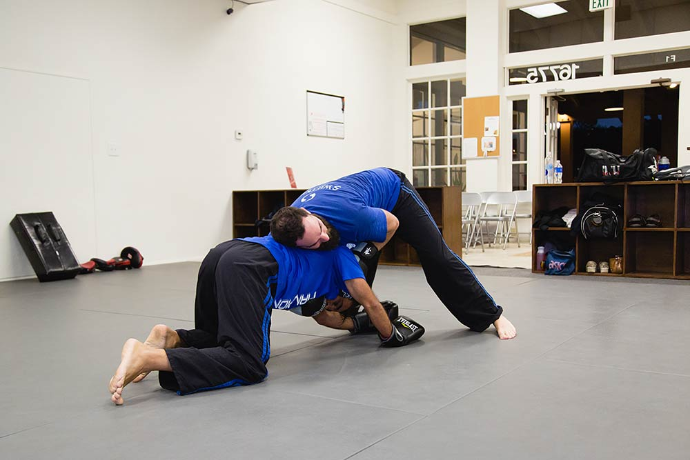 Grappeling Classes San Diego
