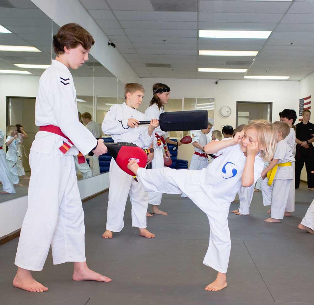 Children's martial arts program Carlsbad