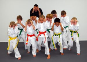 Pathfinder - kids self-defense program