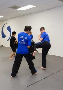 Self Defense Kickboxing Carlsbad