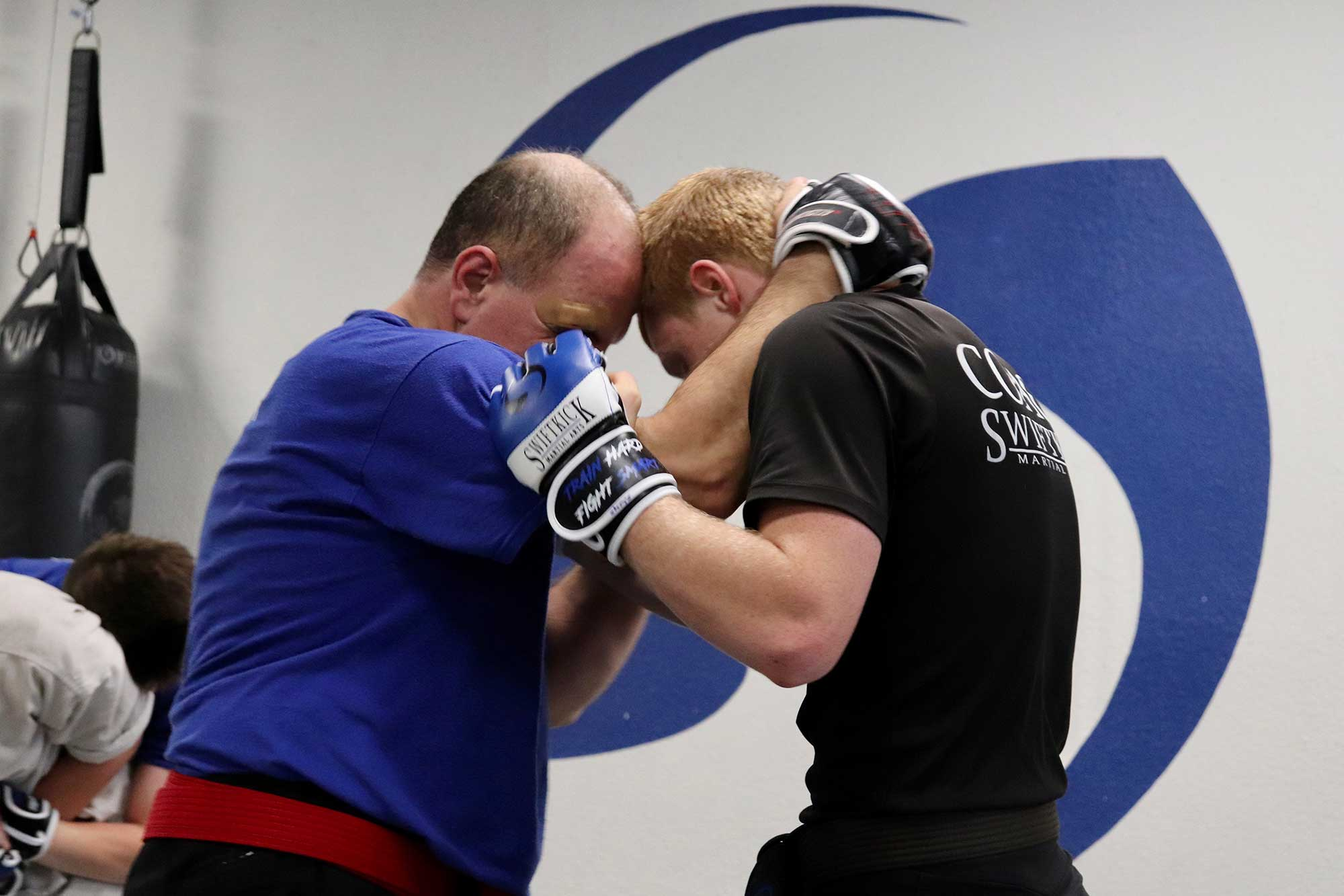 martial arts physical fitness