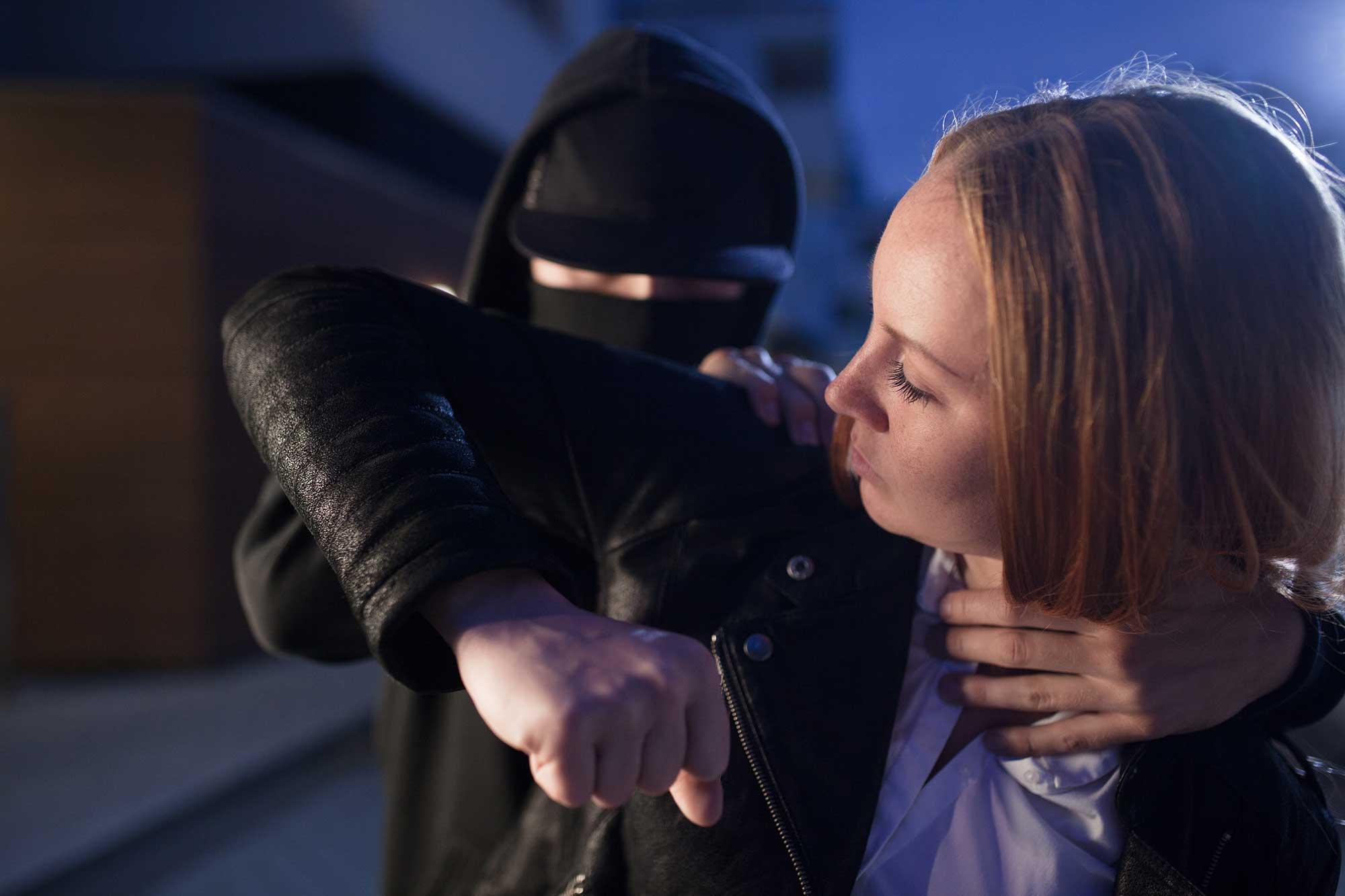 Self Defense Training San Diego